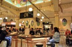 Harrods Caviar Bar