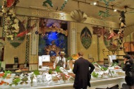 Harrods fishmonger