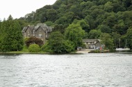 Lake Windermere ferry landing Far Sawrey