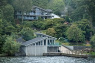 Lake Windermere home and boathouse