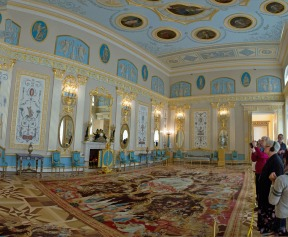 129 Catherine's Palace inside panorama