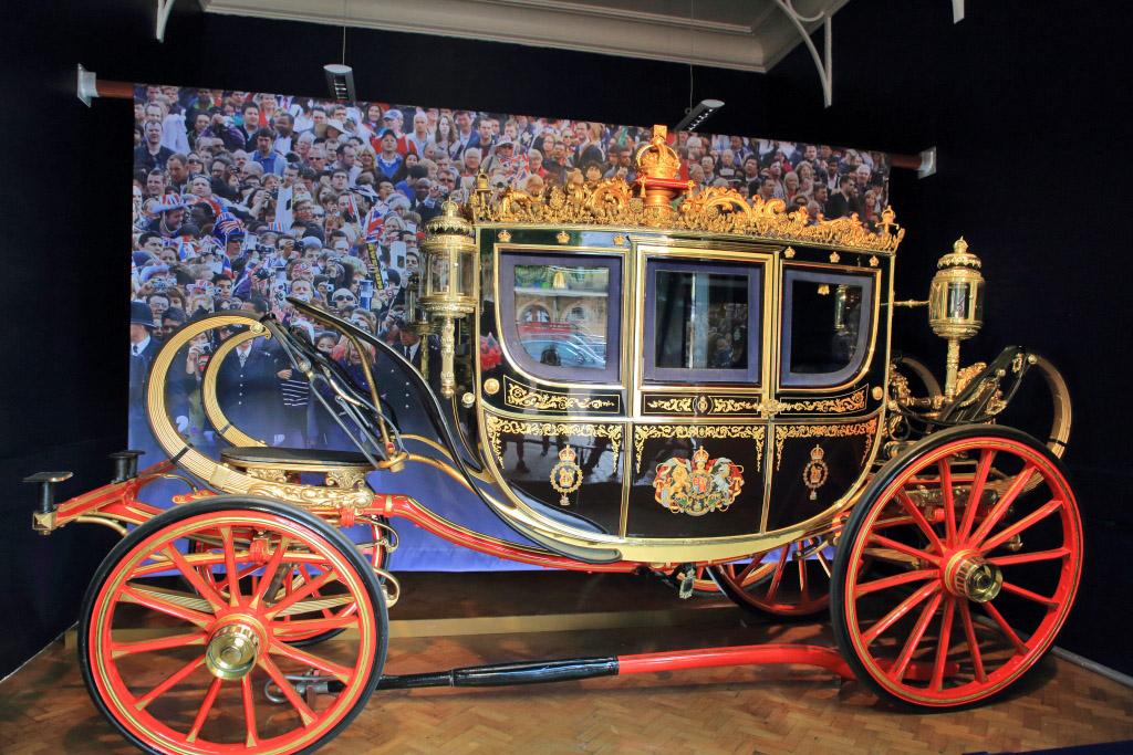 25 Royal Mews 1851 Irish State Coach | Andy & Judi's Worldwide Travels