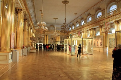 39 Hermitage Winter Palace ballroom