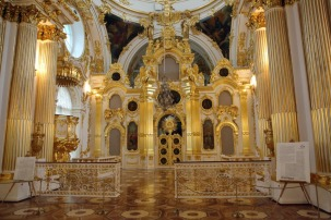 48 Hermitage Winter Palace Grand Church 2