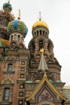 62 Church of Saviour on Spilled Flood domes