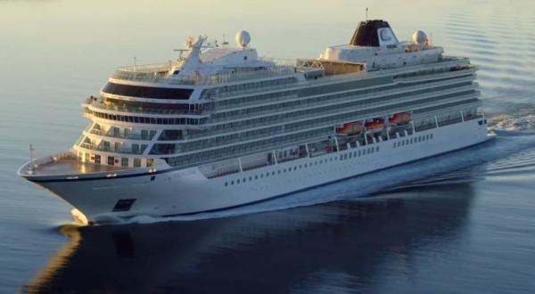 Viking Sun - cruise mapper