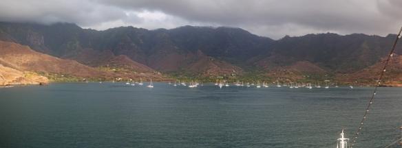 02 Taoihae Bay panorama