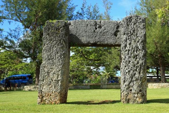 07 Ha'amonga A Maui monument 3