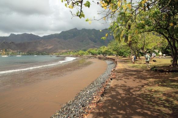 13 Taiohae Beach