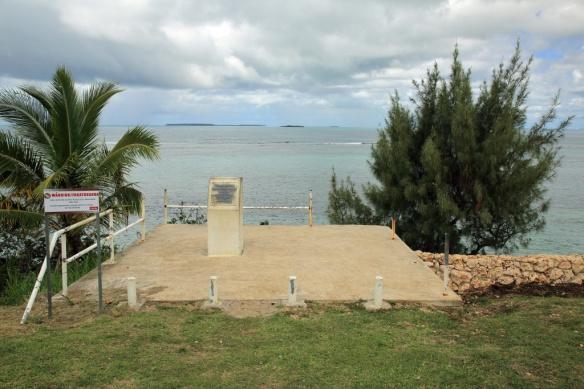 23 Abel Tasman landing site at north tip of Tonga