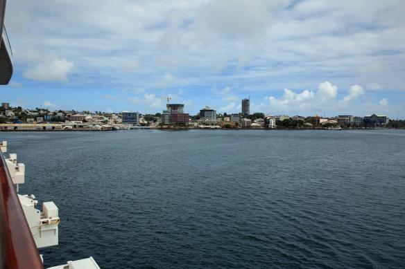 40 Departing Suva