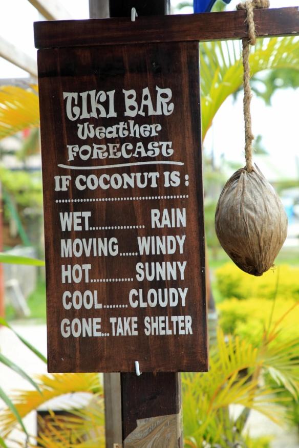 52 Tiki Bar weather forecast