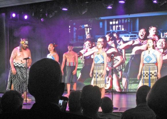 Auckland cultutal performance 2