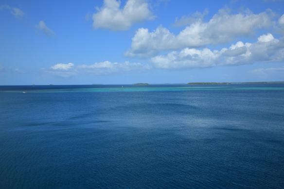 Balcony view alongside Nukualofa