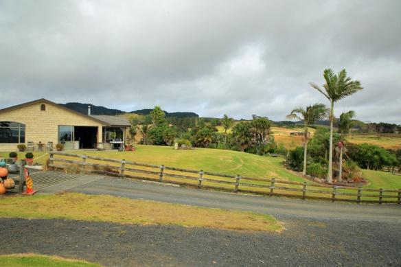 Haumoana Farm and gardens
