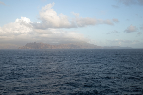 Land Ahoy, hopefully it's Nuku Hiva