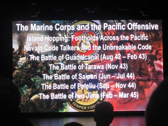 Marine Corp in S_Pacific 2