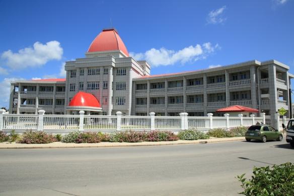 New St Georges govt building