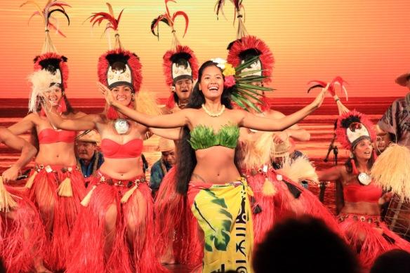 Oh Tahiti E show 24