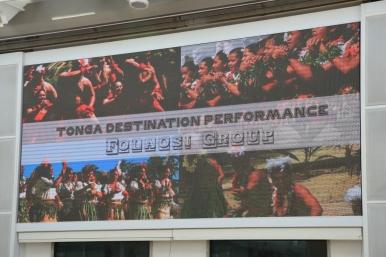 Tonga Destination Show