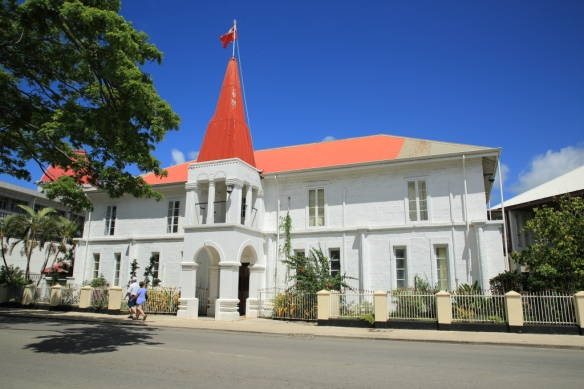 Tonga Govt building