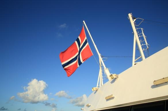 Viking Sun Flag State Ensign