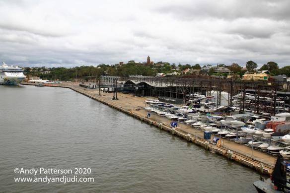 47 Sydney app White Bay Cruise Terminal