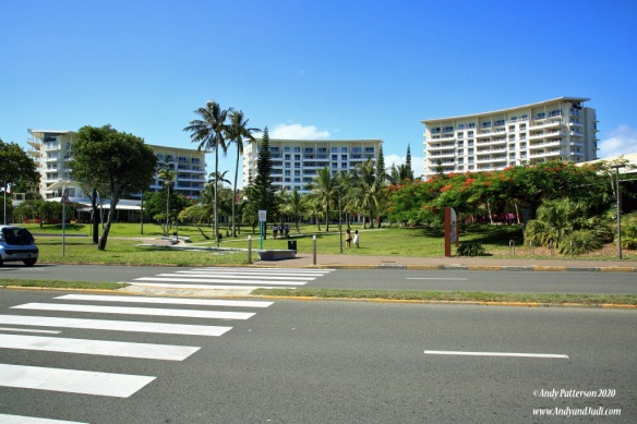 Anse Vata Bay Hilton Hotel