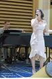 Atrium melodies Bethan & Bevan