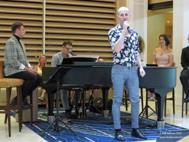Atrium Melodies Tobias
