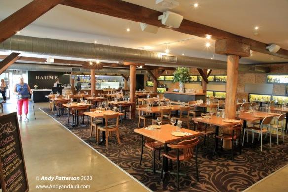 Ben Ean winery restaurant
