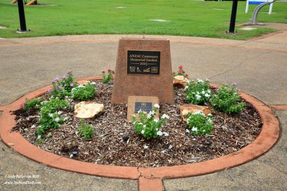 Bi-Centennial Park Memorial Garden