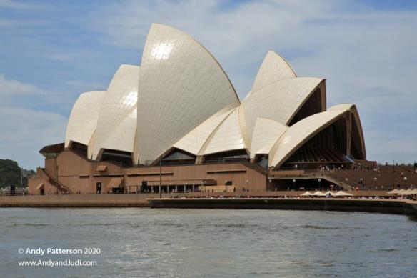 Cruise Opera House