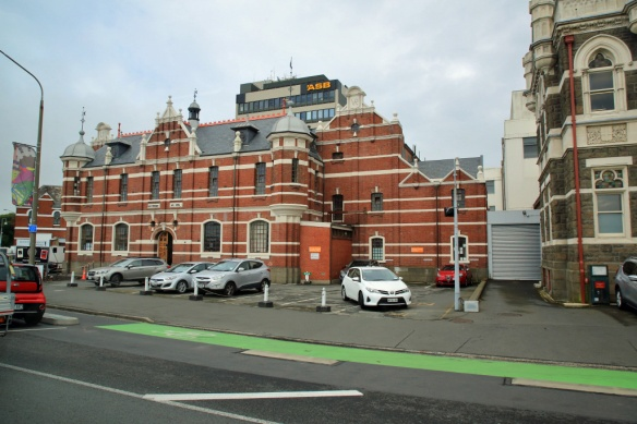 Dunedin old prison