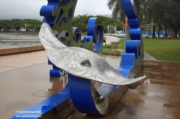 Esplanade GBR Sculpture 2
