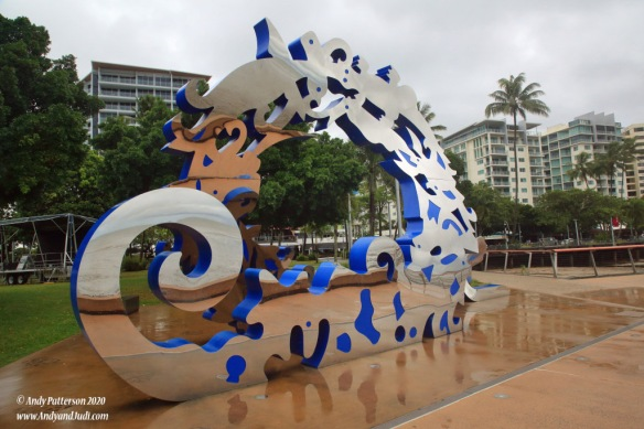 Esplanade GBR Sculpture
