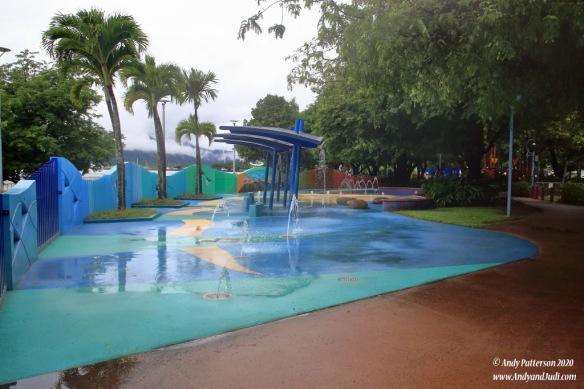 Esplanade kids playground spraypark