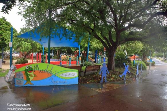 Esplanade kids playground