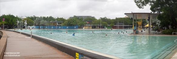 Esplanade Pool panorama