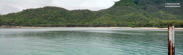 Geoffrey Bay beach panorama