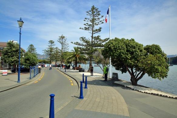 Included Akaroa main street 3