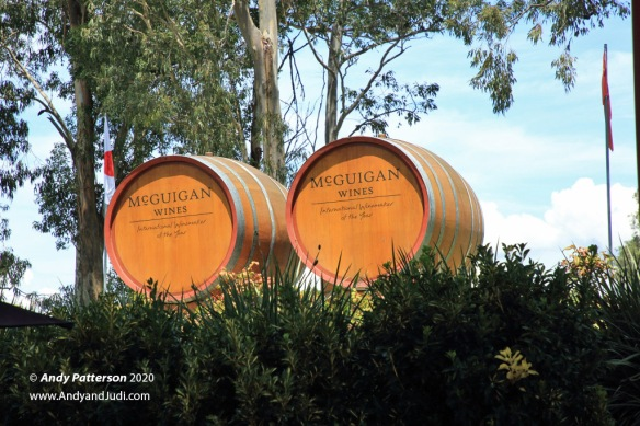 McGuigan Winery