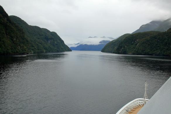 Navigating Acheron Passage