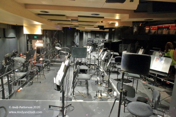OH Joan Sutherland Theatre orchestra pit 4