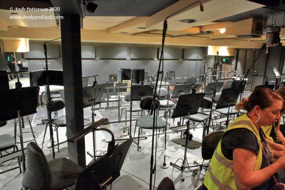 OH Joan Sutherland Theatre orchestra pit 5