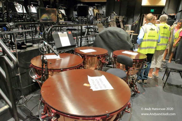 OH Joan Sutherland Theatre orchestra pit