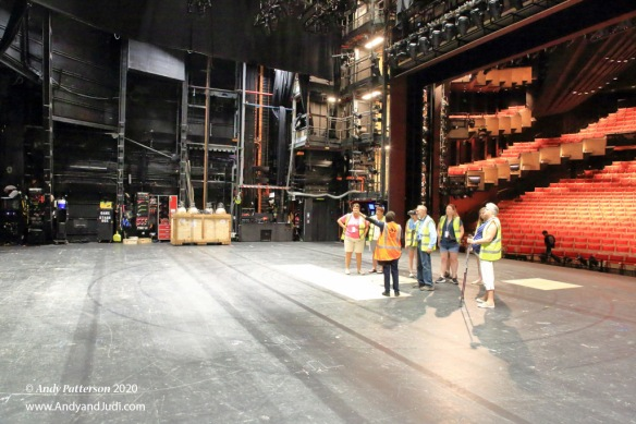OH Joan Sutherland Theatre stage 3
