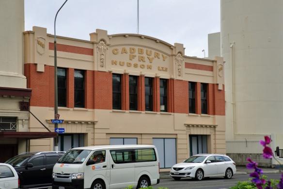 Old Cadbury building