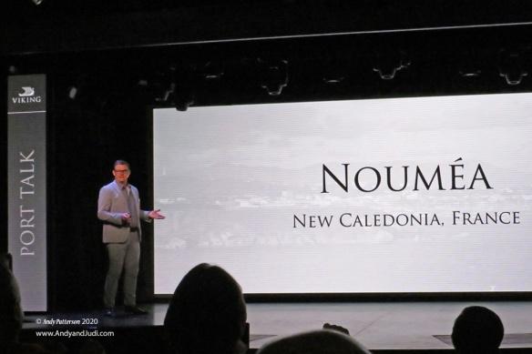 Port Talk Noumea