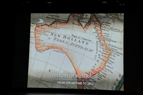 Standard Viking Lecture - History of Australia Pt 1